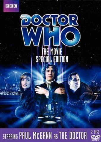 Doctor Who - #156: The Movie (Special Edition)
