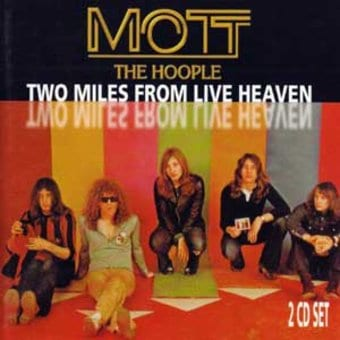 Two Miles From Live Heaven (2-CD/Import)