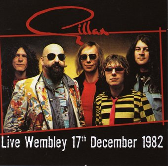 Live Wembley 17th December 1982