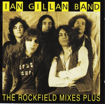 The Rockfield Mixes...Plus (Import)