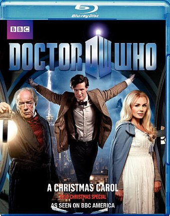 Doctor Who - #213: A Christmas Carol (Blu-ray)