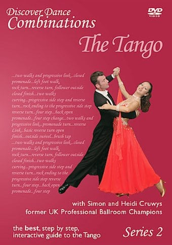 Discover Dance Combinations - The Tango Series 2