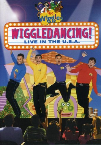 Wiggles - WiggleDancing! Live in the U.S.A.