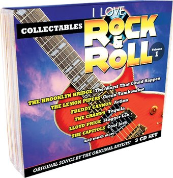 I Love Rock & Roll - Bundle #1 (3-CD)