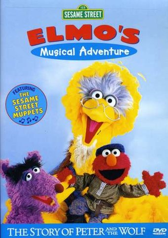 Elmo's Musical Adventure: The Story of Peter and