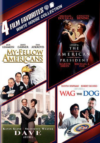 4 Film Favorites: White House Collection (My