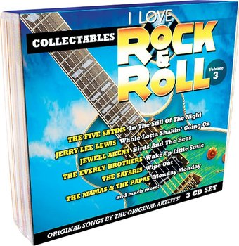 I Love Rock & Roll - Bundle #3 (3-CD)