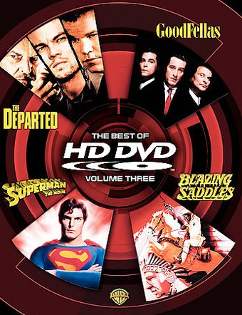 The Best of, Volume 3 (4-DVD)
