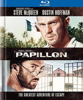 Papillon (Blu-ray, DigiBook)