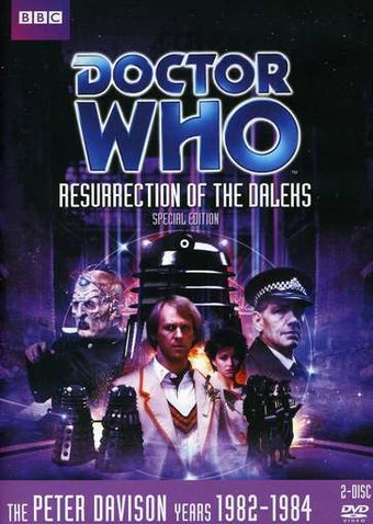 #133: Resurrection of the Daleks (2-DVD)
