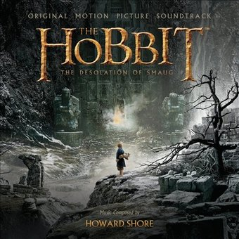 The Hobbit: The Desolation of Smaug (2-CD)