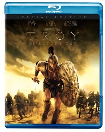 Troy (Blu-ray, Director's Cut Unrated)