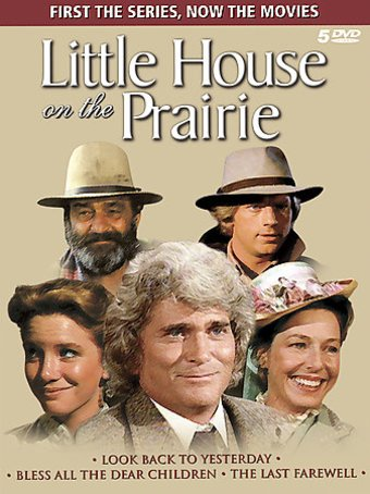 Little House on the Prairie - Movie Collection