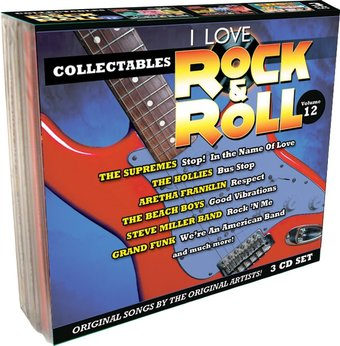 I Love Rock & Roll - Bundle #12 (3-CD)