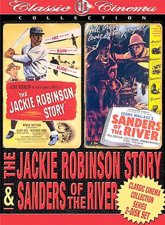 Jackie Robinson Story / Sanders of the River