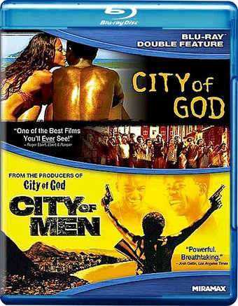 City of God / City of Men (Blu-ray)