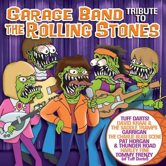 Garage Band Tribute to The Rolling Stones