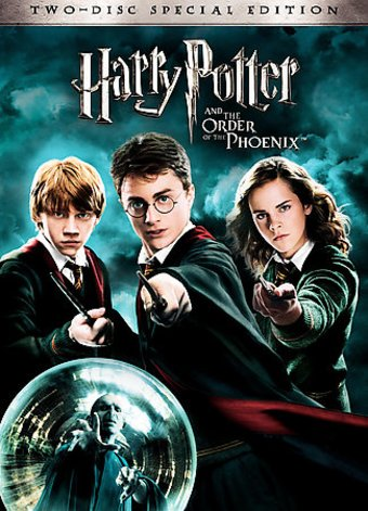 Harry Potter and the Order of the Phoenix (2-DVD