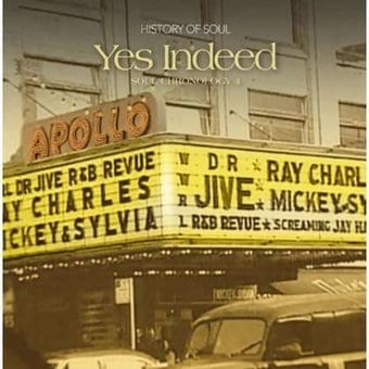 Yes Indeed: Soul Chronology, Volume 4 (2-CD)