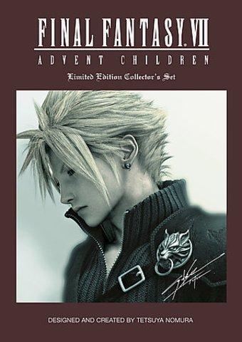 Final Fantasy VII: Advent Children (2-DVD Limited