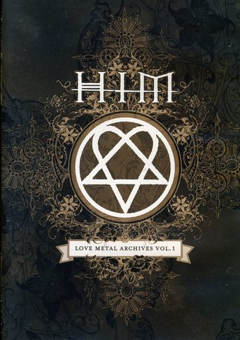 Him - Love Metal Archives (2-DVD)