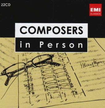 Composers in Person Box Set (22-CDs)