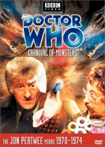 Doctor Who - #066: Carnival of Monsters