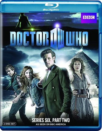 #219-#224: Series 6, Part 2 (Blu-ray)
