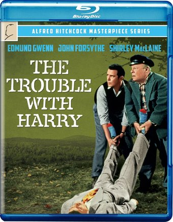 The Trouble with Harry (Blu-ray)