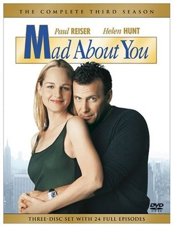 Mad About You - Season 3 (3-DVD)