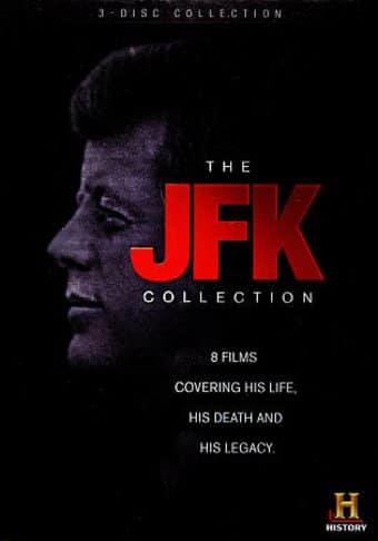 The JFK Collection (3-DVD)