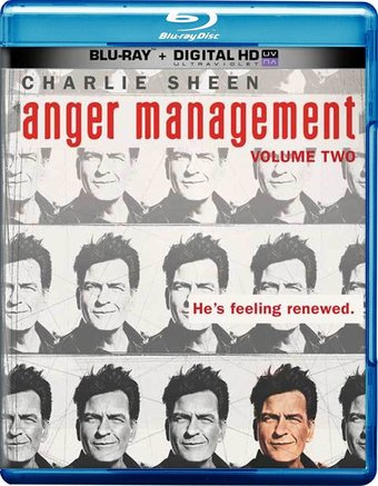 Anger Management - Volume 2 (Blu-ray)