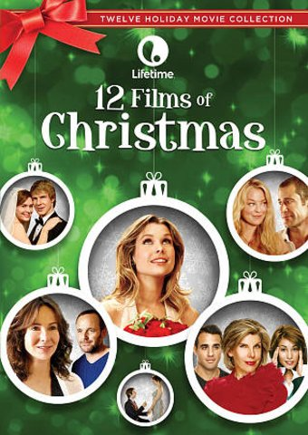 Lifetime: 12 Films of Christmas (6-DVD)