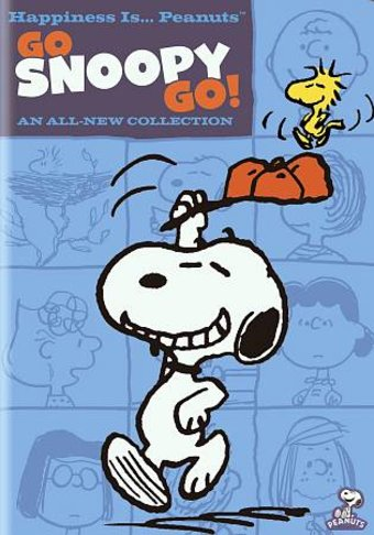 Peanuts - Happiness Is... Peanuts: Go Snoopy Go!