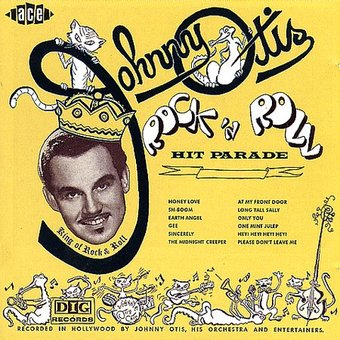 Johnny Otis Rock 'N Roll Hit Parade (2-CD)