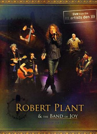Live from the Artists Den: Robert Plant & the