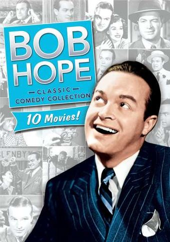 Bob Hope Classic Comedy Collection: 10 Movies