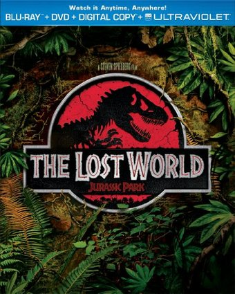 The Lost World (Blu-ray + DVD)