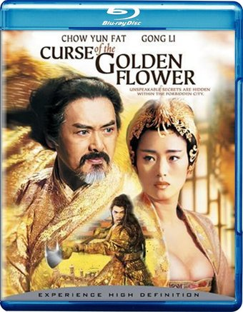 Curse of the Golden Flower (Blu-ray)