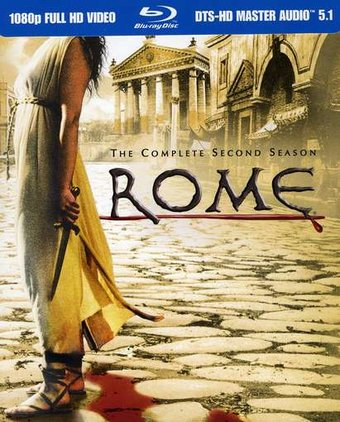 Rome - Complete 2nd Season (Blu-ray)