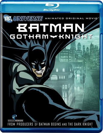 Batman - Gotham Knight (2-Disc Blu-ray)