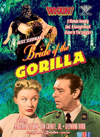 Bride of the Gorilla (Full Screen)