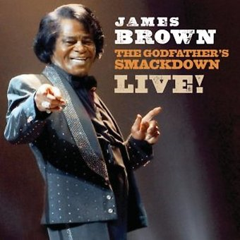 The Godfather's Smackdown [Live] (CD + DVD)