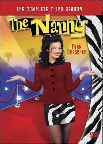 The Nanny - Season 3 (3-DVD)