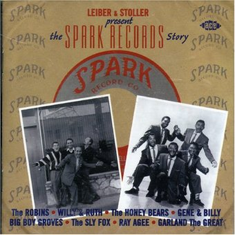 Leiber & Stoller Present: The Spark Records Story
