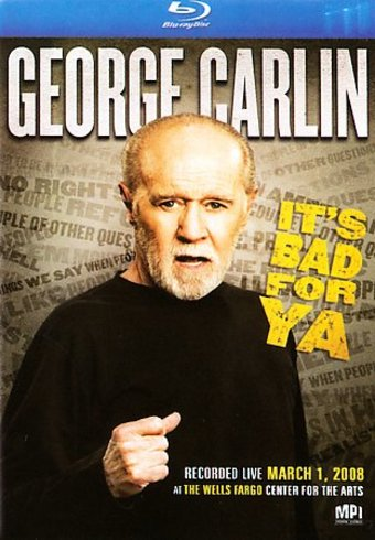 George Carlin - It's Bad for Ya (Blu-ray)