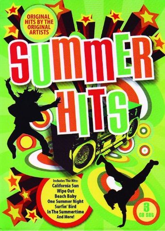 Summer Hits: 47-Song Collection (3-CD)