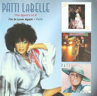 The Spirit's In It / I'm In Love Again / Patti