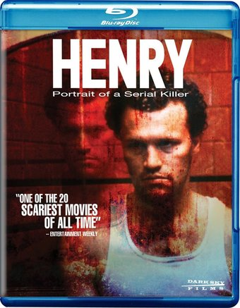 Henry Portrait of a Serial Killer (Blu-ray, 20th