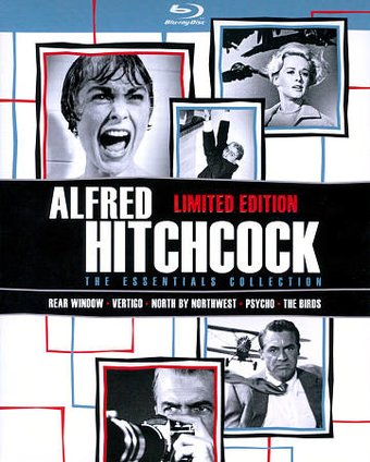 Alfred Hitchcock: The Essentials Collection